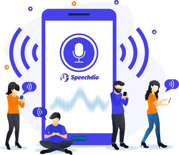 Speechdio's SPD Technology Understands The content Speechdio is the best voice content creation software