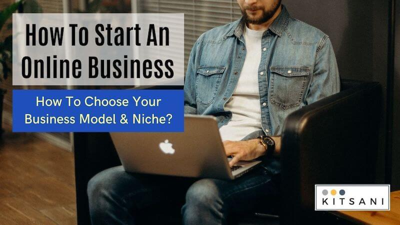 How To Choose Your Business Model & Niche - Cover