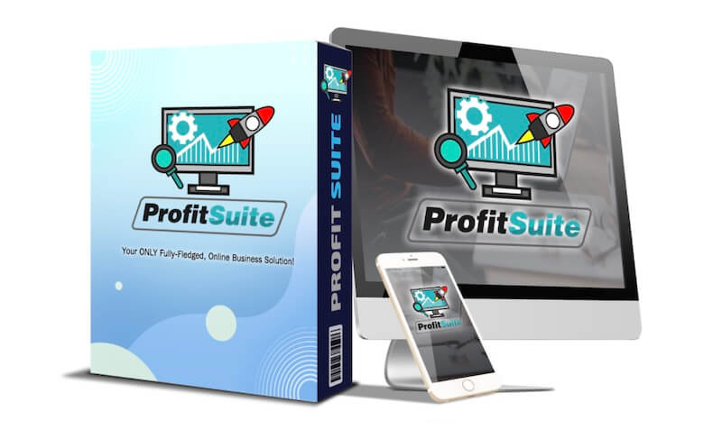 ProfitSuite Powerful all-in-1 business solution