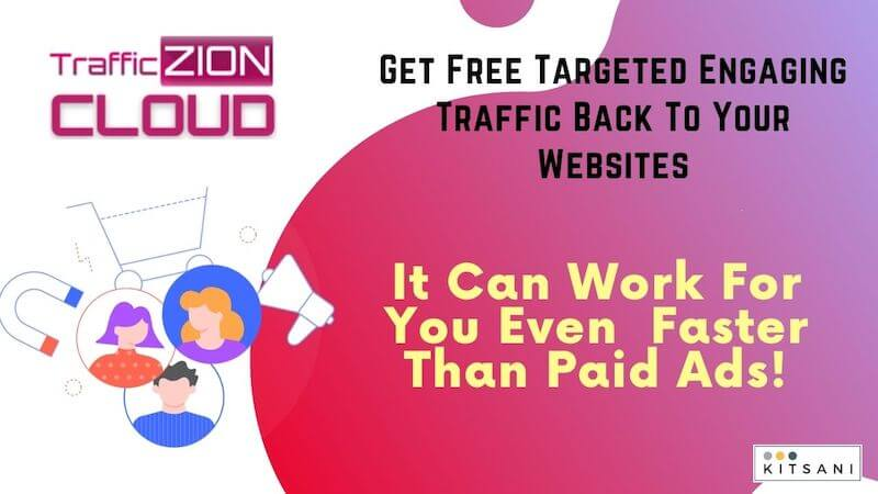 TrafficZion - Best App To Get Targeted Free Traffic To Your Website