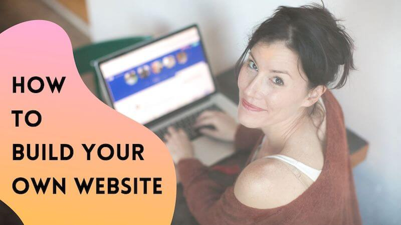 Kitsani free tutorial - How To Create Your Own Website