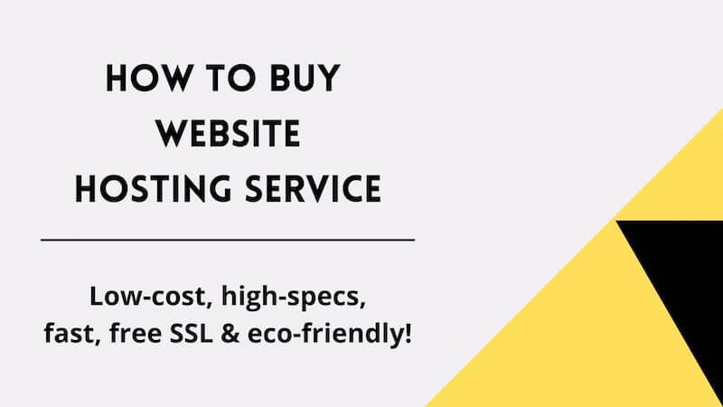 Kitsani free tutorial training - How to buy website hosting service