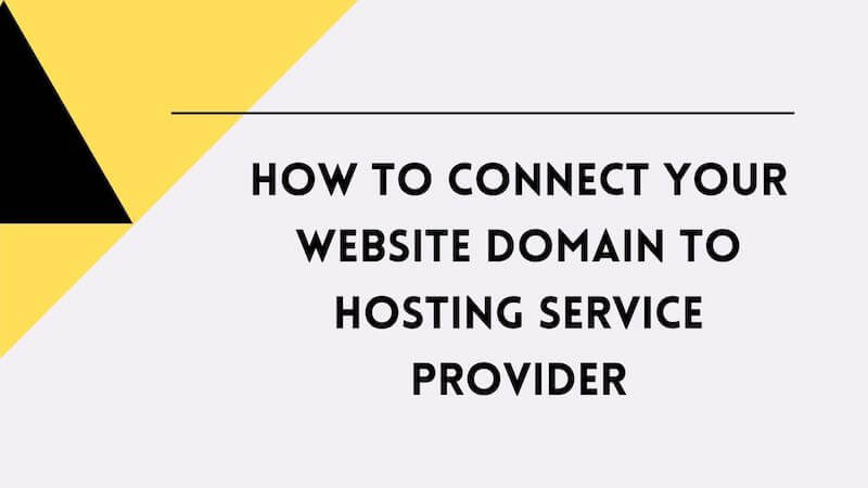 Kitsani free tutorial training - How to connect your website domain to hosting service provider