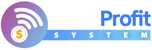 "Wifi profit system logo - World's 1st ""4-In-1 Auto Sales"" App Gets You *FREE* Buyer Traffic & Sales In 60 Seconds"