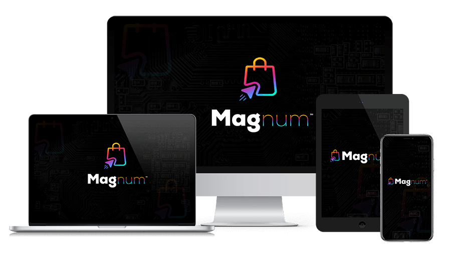 Magnum 1-click Beautiful Done-For-You Online Stores