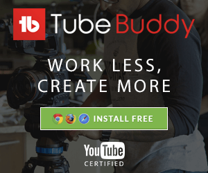 TubeBuddy is the Best Tool For YouTube Optimisation and Ranking
