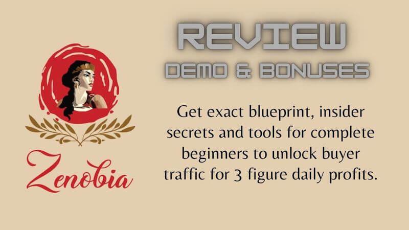 Zenobia Review Demo Bonuses by Kitsani.com