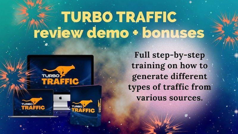 Turbo Traffic Review Demo Bonuses by Kitsani.com
