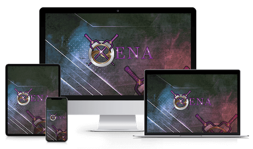 Xena product image - generate profits from free traffic