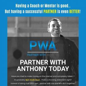 Partner With Anthony Program