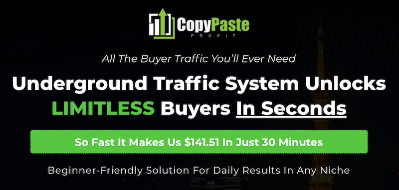 Copy Paste Profit Review Bonuses