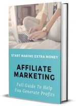 Kitsani.com Free Ebook - Start Making Extra Money Affiliate Marketing: Full Guide To Help You Generate Profits