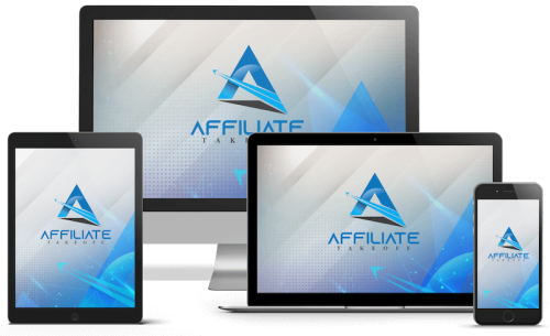 Affiliate Takeoff product image - how to generate your first affiliate sale