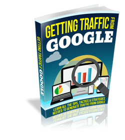 Kitsani Extra Bonus - Getting Traffic From Google
