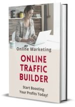 Free ebook bonus from Kitsani.com Online Traffic Builder Book